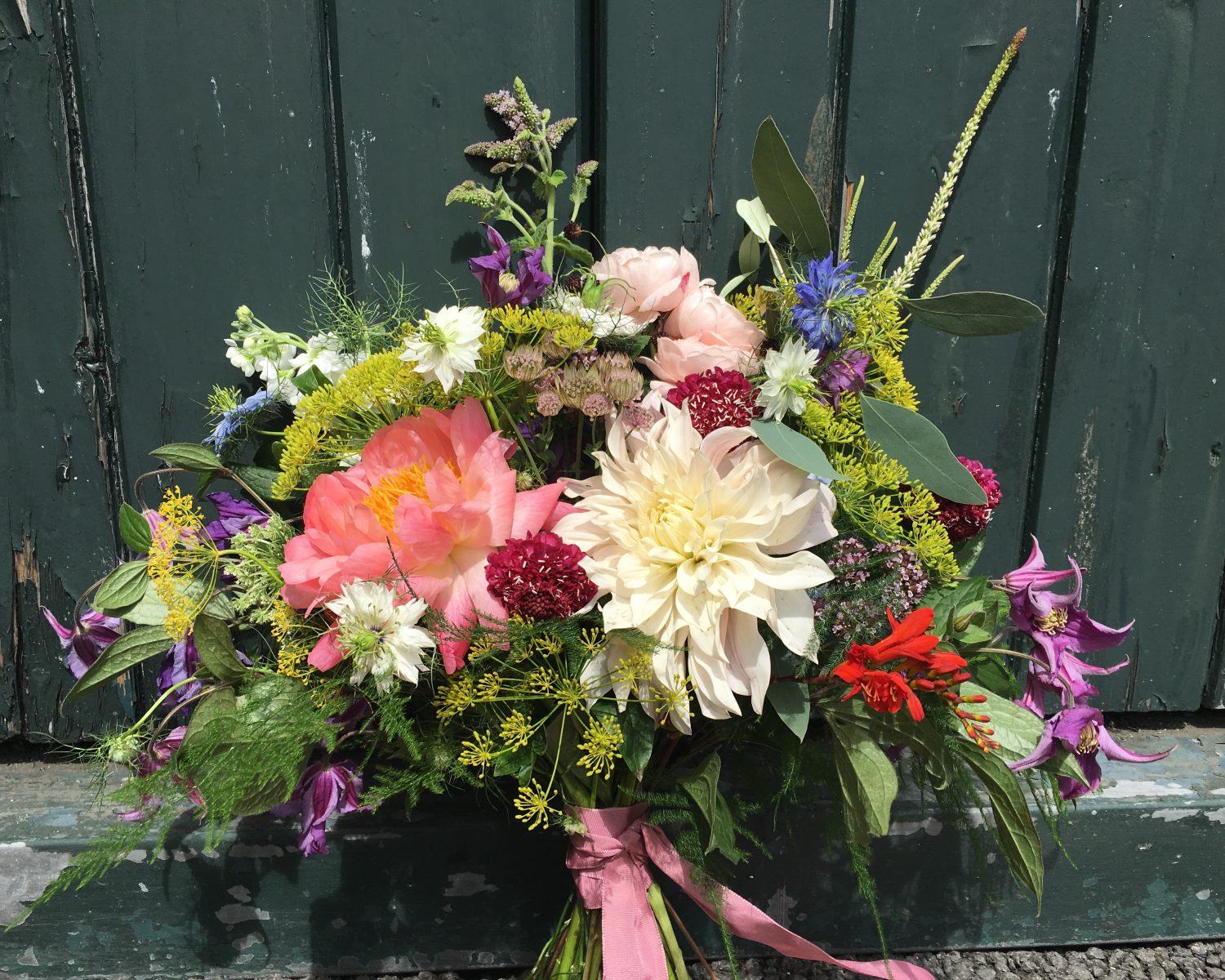 Floral Design, Belle and Bea Flowers, Wiltshire